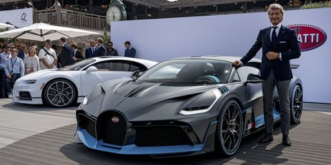 There Won't Be a Bugatti SUV