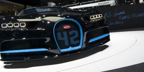 Bugatti Chiron Replacement Begins Development In 2019 Maybe With Hybrid