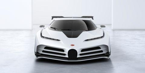 See Photos of the Bugatti Centodieci Hypercar