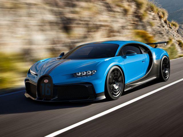 Rimac Porsche Bugatti