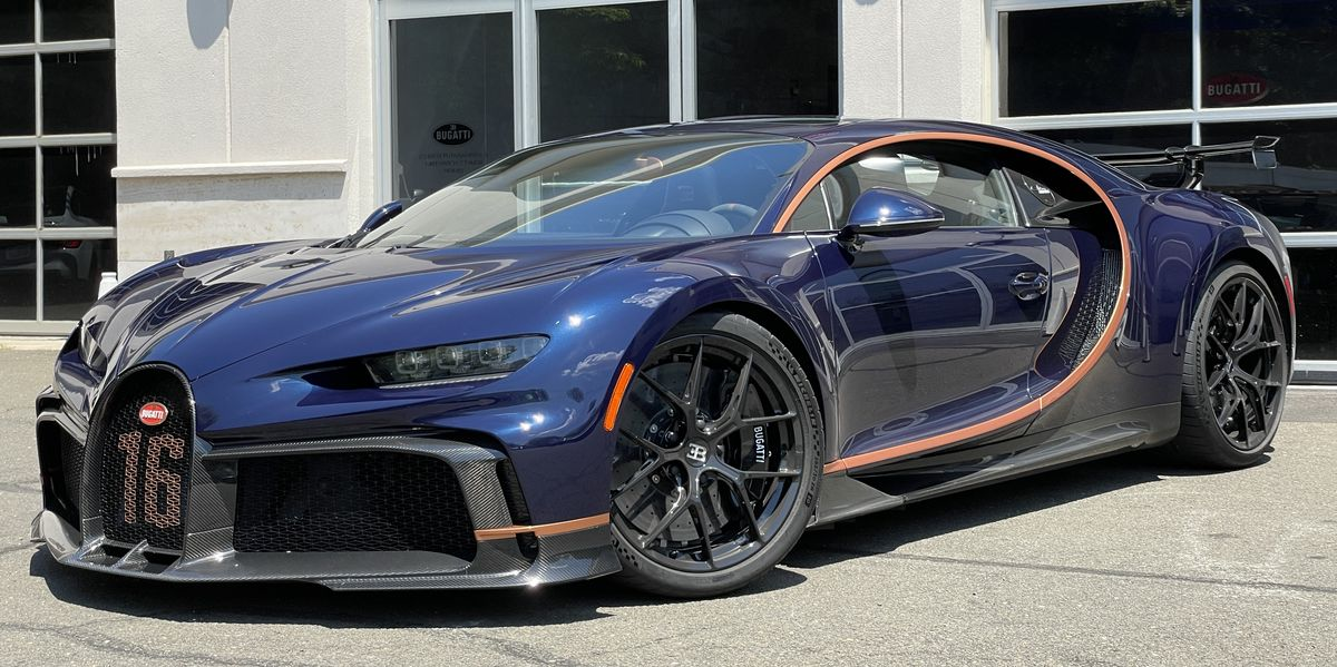 The Bugatti Chiron Pur Sport Defies Logic, Expectations and Belief