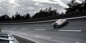 Bugatti Chiron - récord velocidad