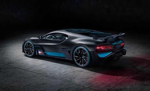 2020 Bugatti Divo What We Know So Far