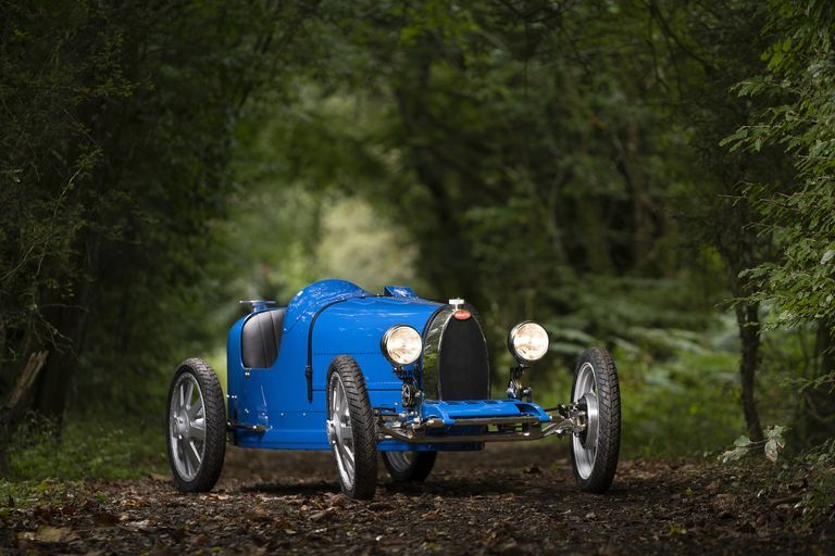 Bugatti Is Building a $33,000 Car for Kids