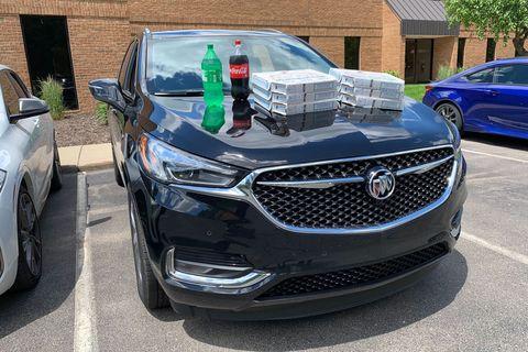 General Motors Cars >> General Motors Vehicles Now Let You Order Domino S Pizza Details