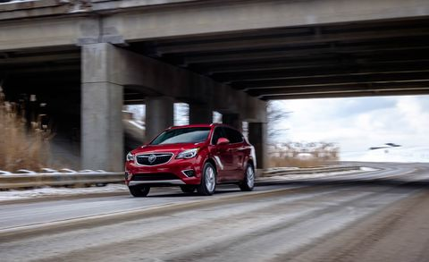2019 Buick Small Electric SUV: News >> 2019 Buick Envision An Understated Upscale Suv