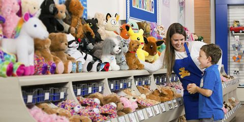 build-a-bear workshop pay your age day sale