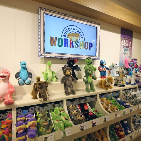 Build-A-Bear Workshop Pay Your Age Day