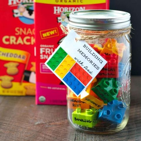 Building Memories - Father's Day crafts
