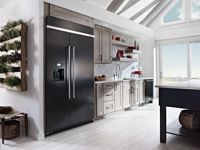 Sub Zero Glass Door Refrigerator 12 best built-in refrigerators 2020 - built-in refrigerator