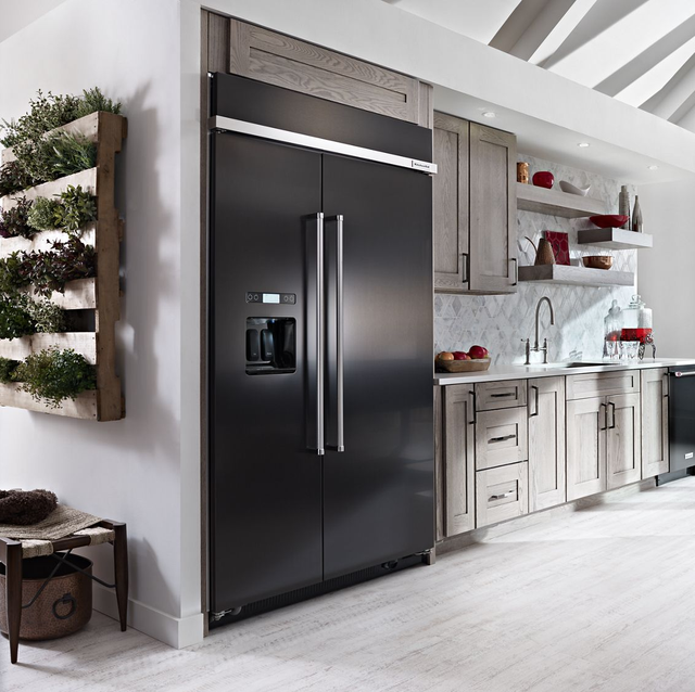 12 Best Built In Refrigerators 2019 Built In