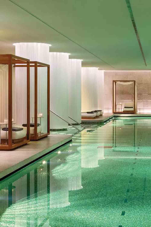 Best London spas review - Bulgari Spa