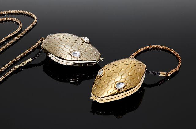 serpent jewelry from bulgari