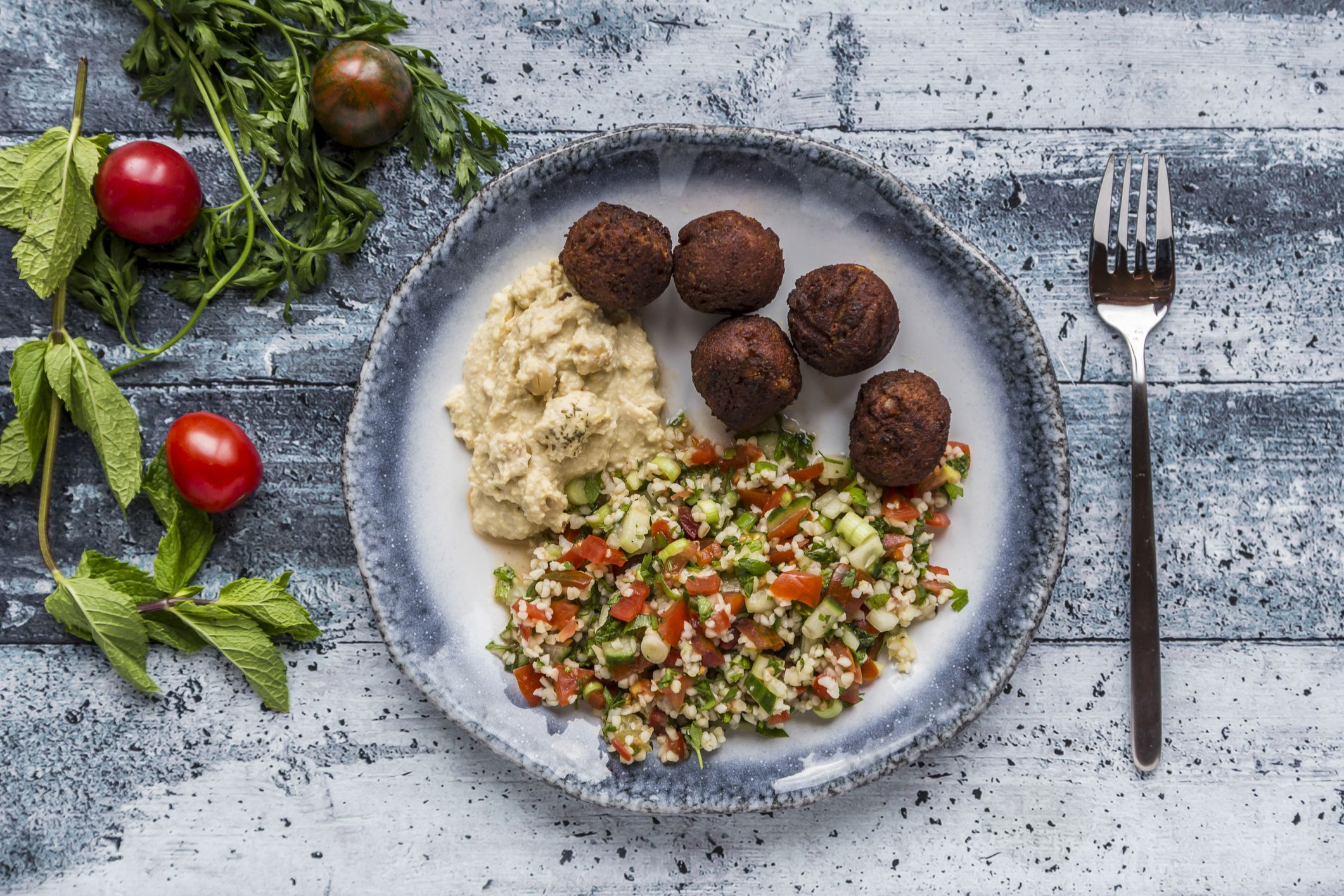 Is Falafel Healthy? 3 Dietitians Give Their Take