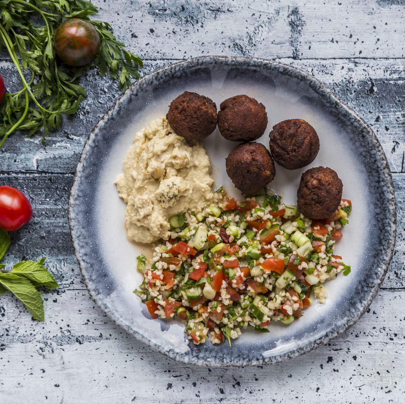 Is Falafel Healthy Or Am I Kidding Myself?