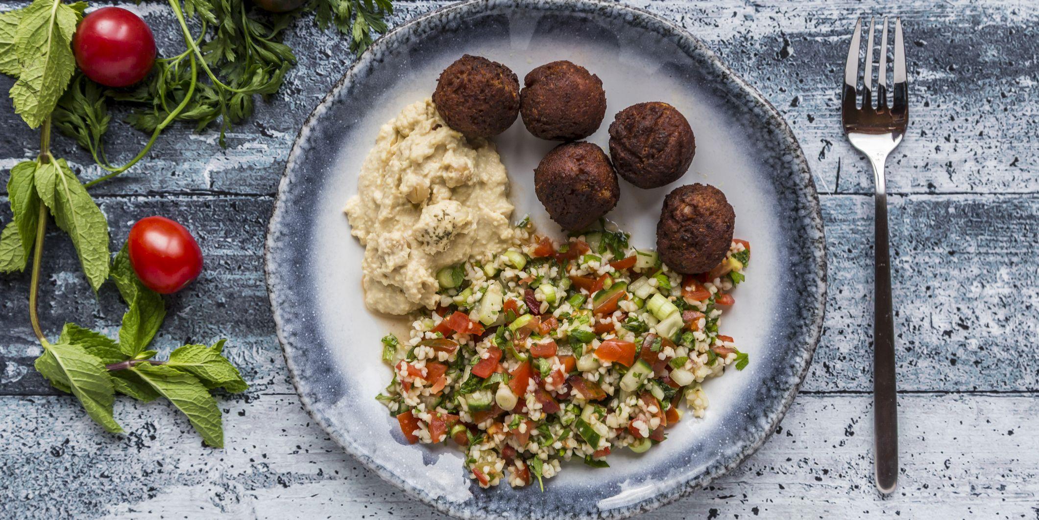 falafel gezond
