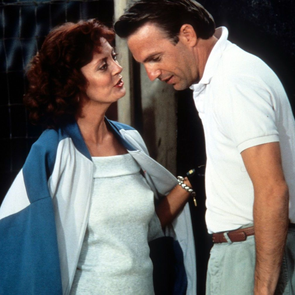 Bull Durham Kevin Costner plays Crash Davis, a veteran minor league catcher sent down to the single-A Durham Bulls to mentor Tim Robbins as hotshot pitcher Nuke. It's a clash of egos that gets even more complex when a minor league baseball groupie enters the picture.