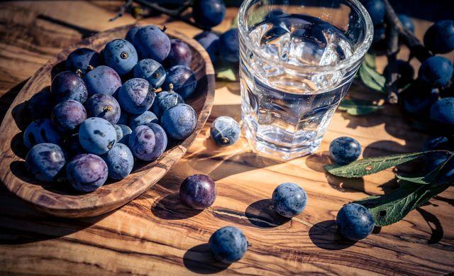 bullace vodka recipe