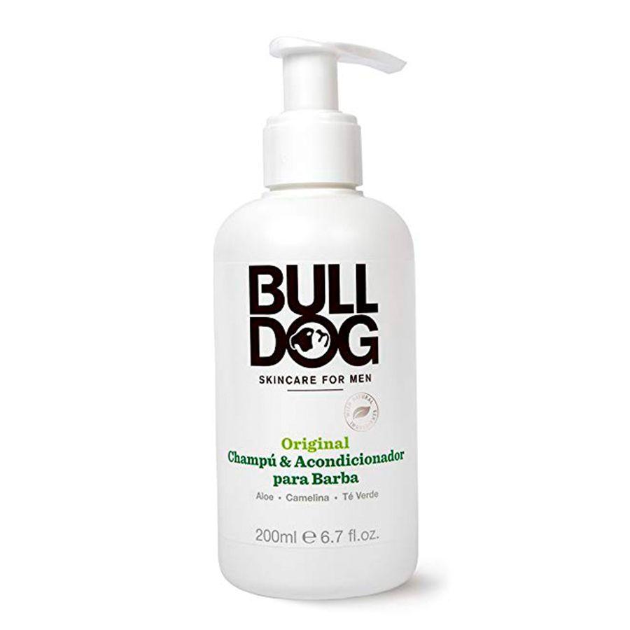 Bulldog champú barba, champú barba