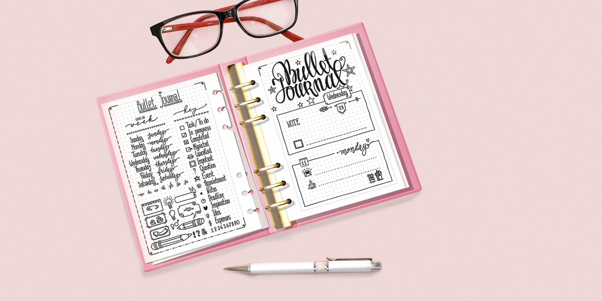 What Is a Bullet Journal? - How to Set Up and Start Your BuJo for 2021