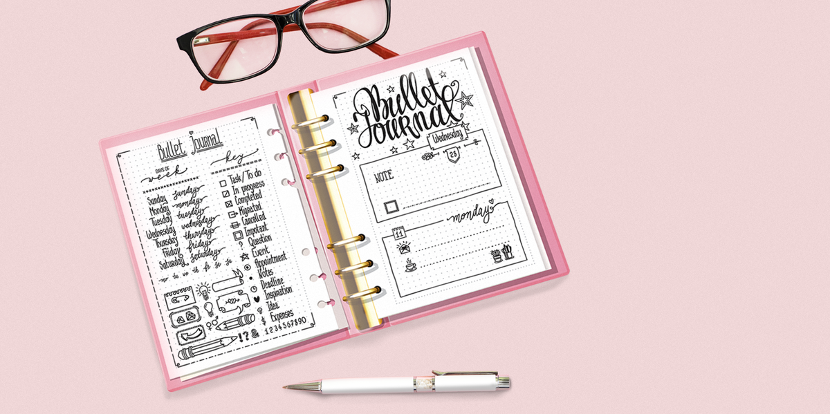 What Is A Bullet Journal How To Set Up And Start Your