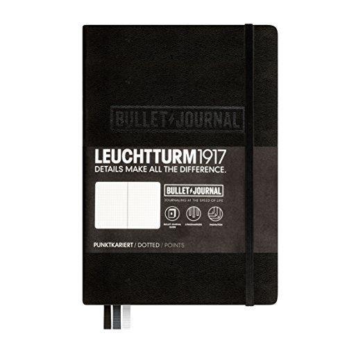 Por qué deberías utilizar un bullet journal y cómo conseguirlo