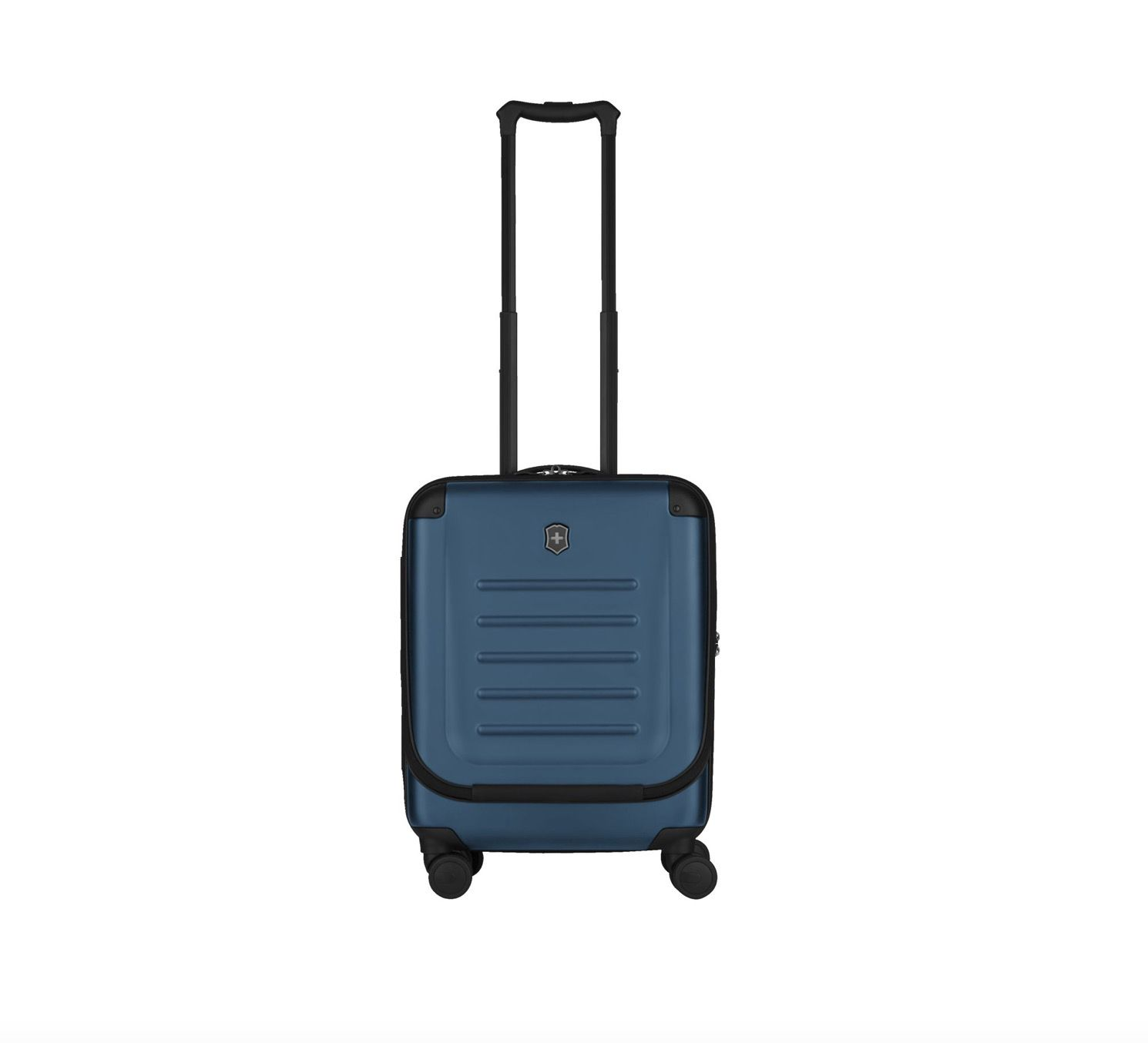 Style Bulletin: Victorinox Spectra 2.0 Dual-Access Global Carry-On Suitcase