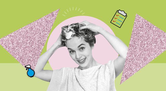 se puede lavar el pelo todos los días