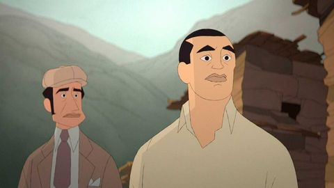 Animated cartoon, Cartoon, Animation, Fictional character, Adventure game, Illustration, Art, Screenshot,