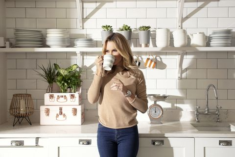 Amanda Holden Shares Top 10 Home Styling Tips