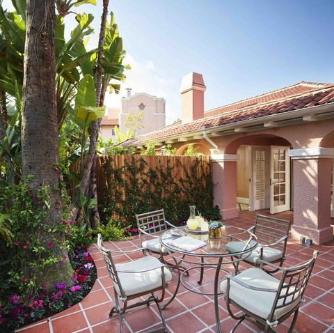 beverly hills hotel new bungalows