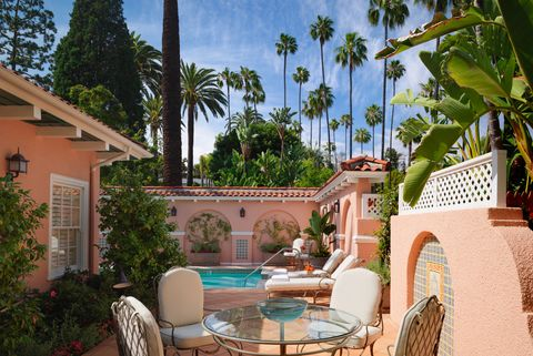 beverly hills hotel july where to go