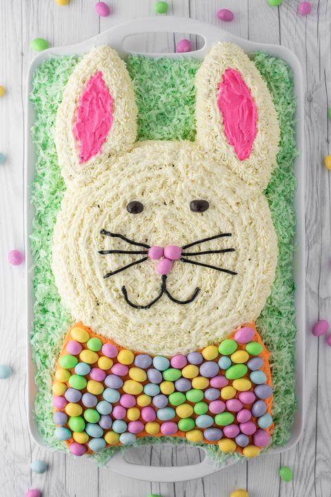 bunny cake carrot