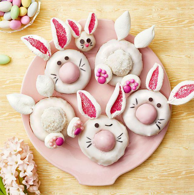 bunny donuts