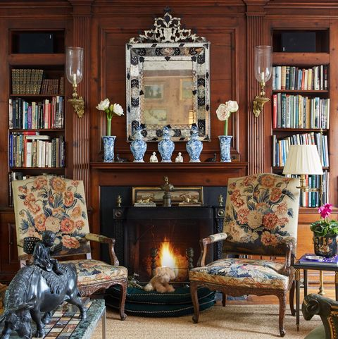 Living room, Furniture, Room, Fireplace, Hearth, Interior design, Couch, Home, Building, Table,