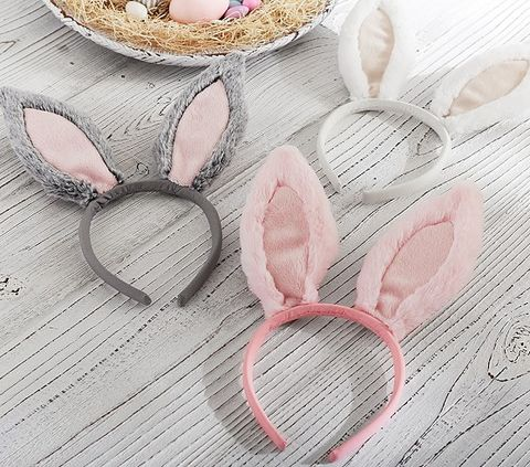 Pink, Ear, Leaf, Hair accessory, Headband, Circle, Feather, Fashion accessory, Hair tie,