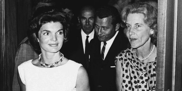 bunny mellon and jackie kennedy