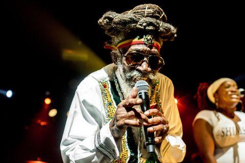reggae icon bunny wailer