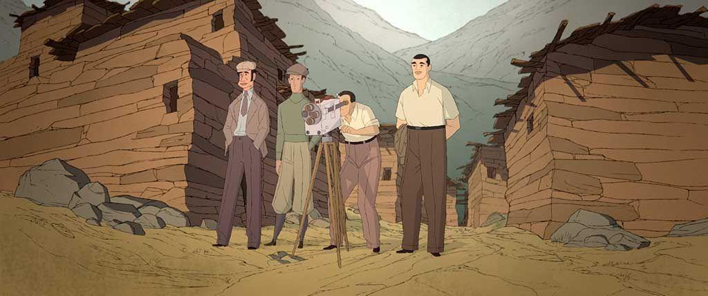 """""""Buñuel en el laberinto de las tortugas"""""""