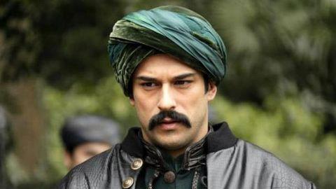 Burak Ozçivit en Diriliş Osman
