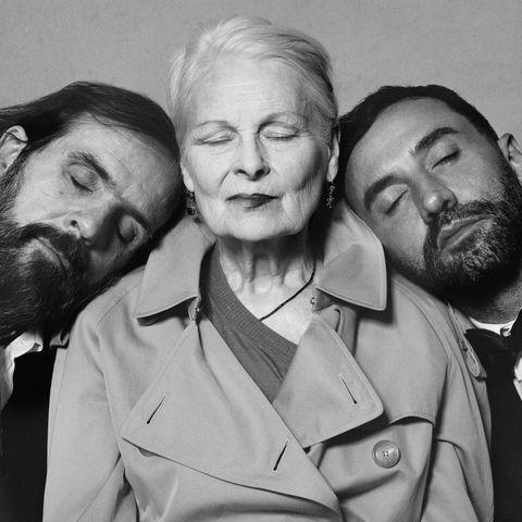 Burberry, Riccardo Tisci, Vivienne Westwood