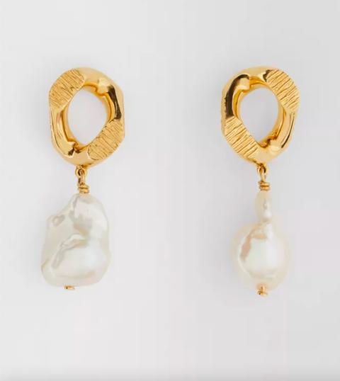 set gioielli perle