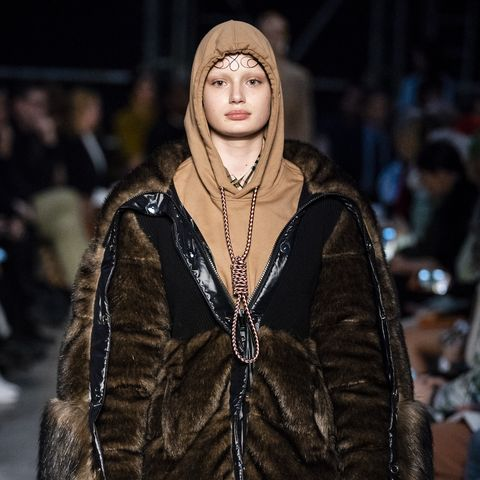 f1b561cf07ce Burberry Apologizes for Upsetting Noose Hoodie in London Fashion Week Show