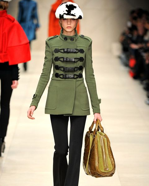supermodels, first runway, last runway, modelling, career, transformation, cara delevingne, burberry, 2011