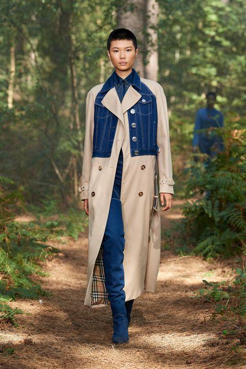 burberry lentezomer 2021 trench coat