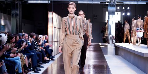 2d99f37c87f4 Runway round-up  highlights from London Fashion Week spring summer 2019