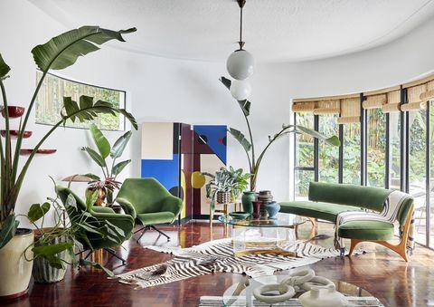 Bauhaus Era Home In Cape Town Full Of Bright Ideas