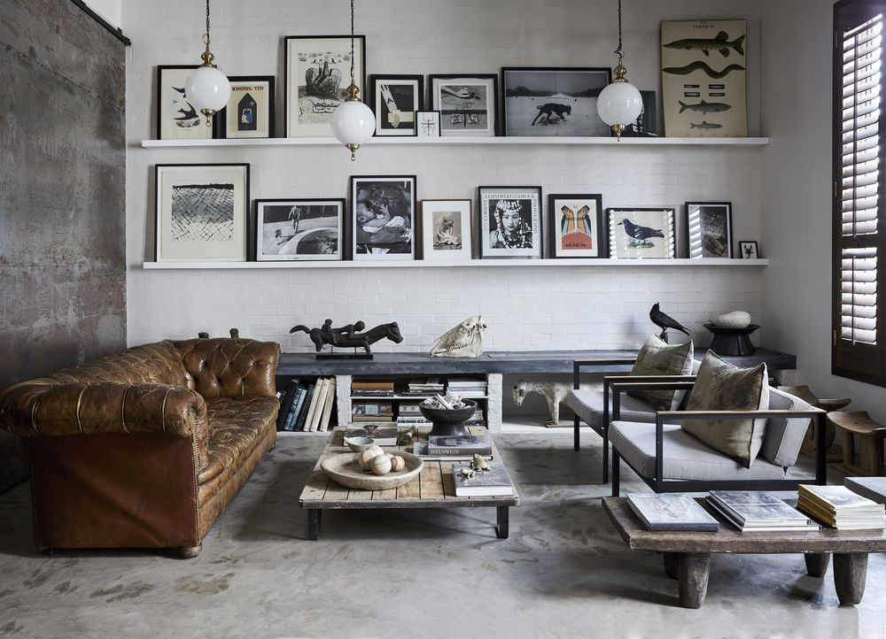 The Cape Town apartment that's a masterclass in muted monochrome