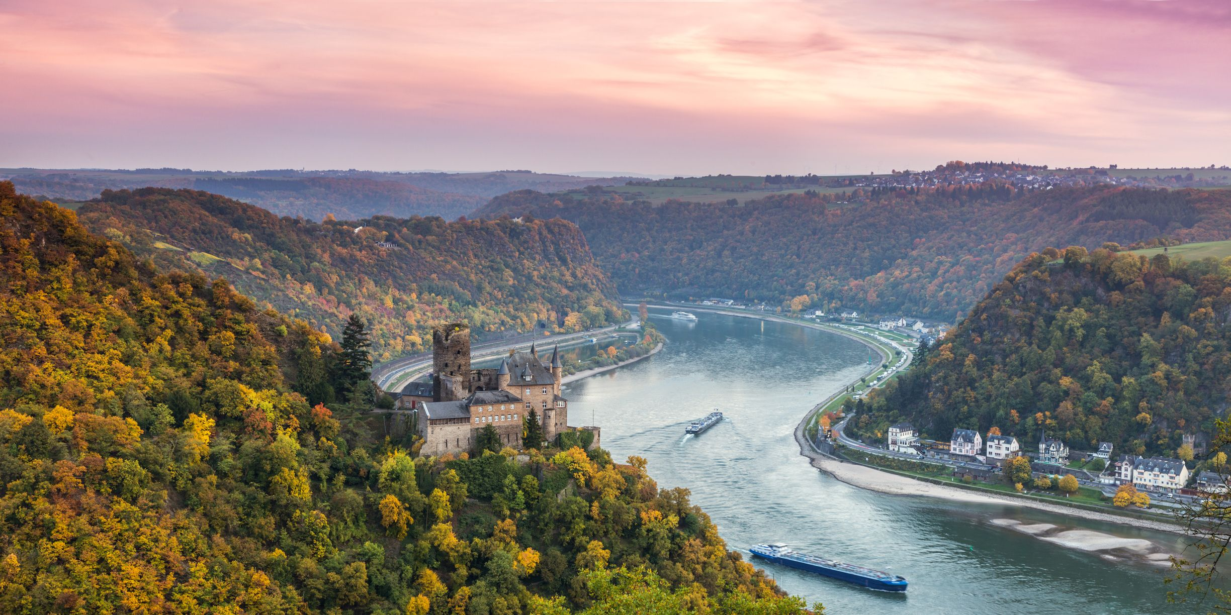 Rhine River: 10 unmissable sights to explore