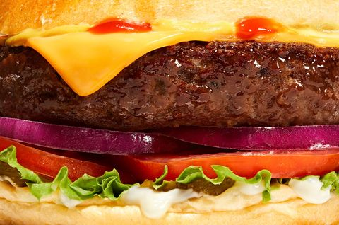 how to make and cook the perfect burger